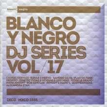 Blanco Y Negro DJ Series Vol.17, 2 CDs