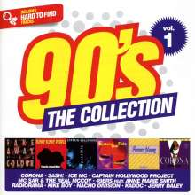 90's-The Collection,Vol.1, 2 CDs