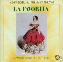 Gaetano Donizetti (1797-1848): La Favorita, 2 CDs