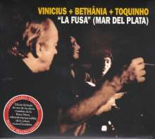 Vinícius De Moraes: La Fusa (Mar Del Plata) (Digipack), CD