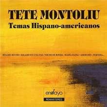 Tete Montoliu (1933-1997): Temas Hispanos-Americanos, CD
