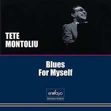 Tete Montoliu (1933-1997): Blues For Myself, CD