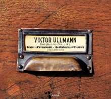 Viktor Ullmann (1898-1944): Symphonien Nr.1 & 2, Super Audio CD