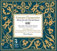 Gustave Charpentier (1860-1956): Music for the Prix de Rome, 2 CDs