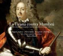 La Tirana Contra Mambru, CD