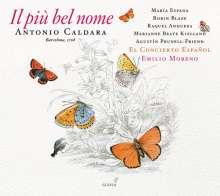 Antonio Caldara (1671-1736): Il Piu Bel Nome, 2 CDs