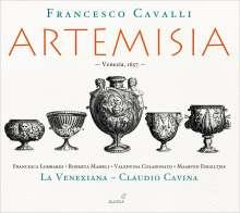 Pier Francesco Cavalli (1602-1676): Artemisia (Venedig 1657), 3 CDs