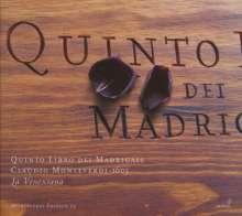 Claudio Monteverdi (1567-1643): Madrigali Libro 5 (1605), CD