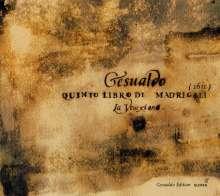 Carlo Gesualdo von Venosa (1566-1613): Madrigale Buch 5, CD