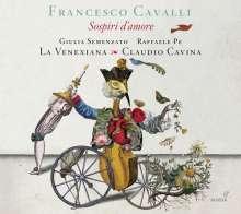 Francesco Cavalli (1602-1676): Arien & Duette aus Opern (Venedig 1644-1666), CD