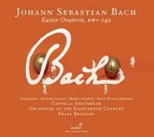 Johann Sebastian Bach (1685-1750): Osteroratorium BWV 249, CD