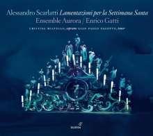 Alessandro Scarlatti (1660-1725): Lamentazioni per la Settimana Santa, 2 CDs