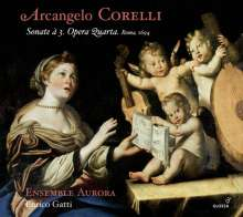 Arcangelo Corelli (1653-1713): Triosonaten (Sonate da camera) op.4 Nr.1-12 (Rom,1694), 2 CDs