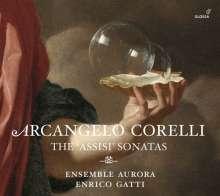 "Arcangelo Corelli (1653-1713): Violinsonaten Nr.1-12 ""Assisi-Sonaten"" (Bologna ca.1675), CD"