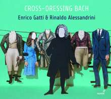 Johann Sebastian Bach (1685-1750): Cross-Dressing Bach - Kammermusik für Violine, CD