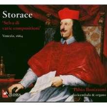 Bernardo Storace (1637-1707): 9 Cembalostücke, CD