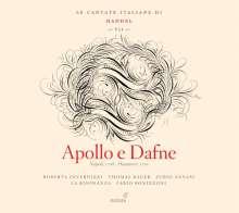 Georg Friedrich Händel (1685-1759): Italienische Kantaten VII - Die letzten italienischen Kantaten (Neapel 1708 / Hannover 1710), CD