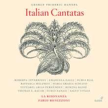 Georg Friedrich Händel (1685-1759): Sämtliche Italienische Kantaten, 7 CDs