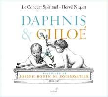 Joseph Bodin de Boismortier (1689-1755): Daphnis et Chloe, 2 CDs