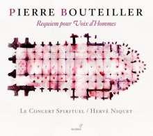 Pierre Bouteiller (1655-1717): Missa pro defunctis, CD