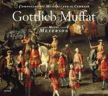 Gottlieb Muffat (1690-1770): Componimenti musicali - Suiten Nr.1-7, 2 CDs