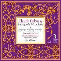 Claude Debussy (1862-1918): Kantaten - Music For The Prix de Rome, 2 CDs
