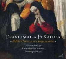 """Francisco de Penalosa (1470-1537): Missa """"Nunca fue pena major"""", CD"""