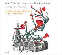 Jan Pieterszoon Sweelinck (1562-1621): Cantiones Sacrae, 2 CDs