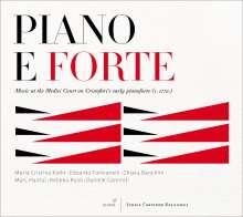 Piano E Forte, CD