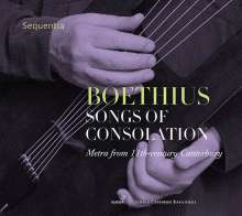 Ensemble Sequentia - Boethius, Songs of Consolation (Metra from 11th-Century Canterbury), CD
