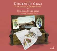 Roberta Invernizzi - Arias for Domenico Gizzi, CD
