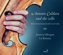 "Antonio Caldara (1671-1736): Werke für Cello - ""Antonio Caldara and the Cello"", CD"