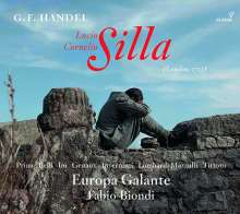 Georg Friedrich Händel (1685-1759): Silla, 2 CDs
