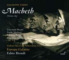 Giuseppe Verdi (1813-1901): Macbeth, 2 CDs