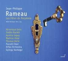 Jean Philippe Rameau (1683-1764): Les Fetes de Polymnie, 2 CDs