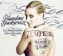 Blandine Staskiewicz - Tempesta, CD