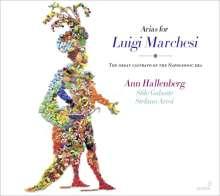 Ann Hallenberg - Arias for Luigi Marchesi (The Great Castrato of the Napoleonic Era), CD
