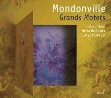 Jean-Joseph Cassanea de Mondonville (1711-1772): Grands Motets, CD