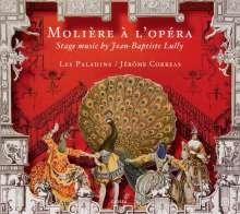 Jean-Baptiste Lully (1632-1687): Vokal- und Instrumentalmusik aus Balletten nach Moliere, CD