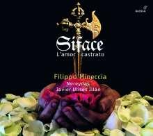 Filippo Mineccia - Siface, L'amor castrato, CD
