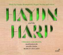 Chiara Granata - Haydn and the Harp, CD