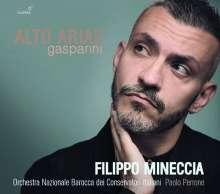 Francesco Gasparini (1661-1727): Opernarien für Alt, CD