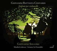Giovanni Battista Costanzi (1704-1778): Sinfonie per Cello, CD