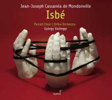 Jean-Joseph Cassanea de Mondonville (1711-1772): Isbe, 3 CDs