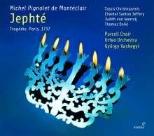 Michel Pignolet de Monteclair (1667-1737): Jephte, 2 CDs