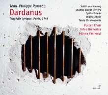 Jean Philippe Rameau (1683-1764): Dardanus, 3 CDs