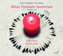 "Jan Dismas Zelenka (1679-1745): Missa ""Omnium Sanctorum"", CD"