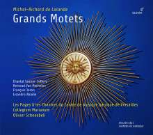 Michel Richard Delalande (1657-1726): Grand Motets, CD