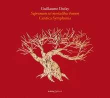 """Guillaume Dufay (1400-1474): Motetten Vol.2 """"Supremum est mortalibus bonum"""", CD"""