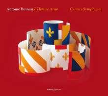 "Antoine Busnois (1430-1492): Missa ""L'Homme arme"", CD"
